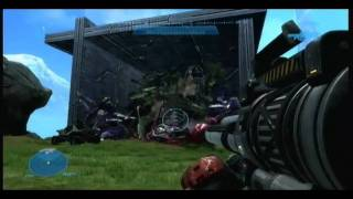Biggest Halo Reach Explosion Ever