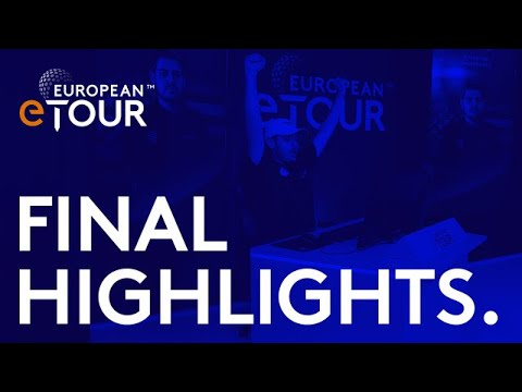 Gamer Wins $5,000 Playing WGT Golf | Scandinavian Mixed 2020 European eTour Highlights