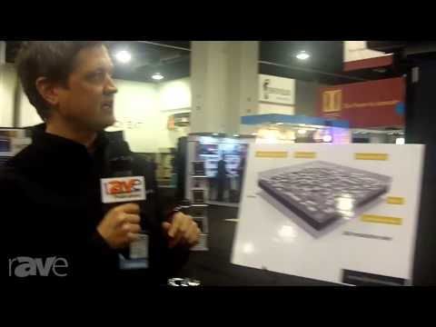 CEDIA 2013: Seymour Talks About its New Screen Technology
