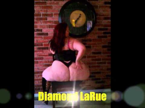 Diamond larue bbw