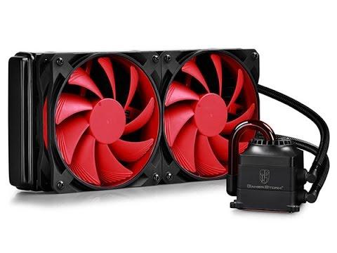 Deepcool Captain 240 Liquid CPU Cooler Review