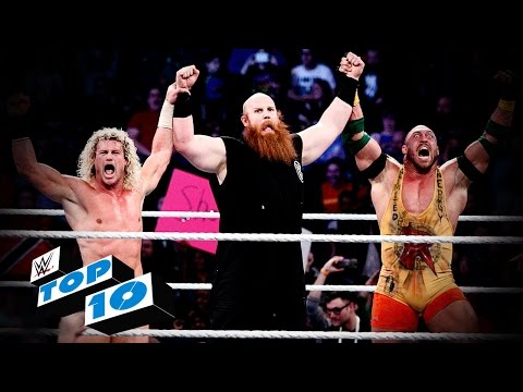 Top 10 Wwe Smackdown Moments: February 27,  2015 video