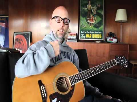 Hangin&#039; with Moby - The Evolution of &quot;The Poison Tree&quot;