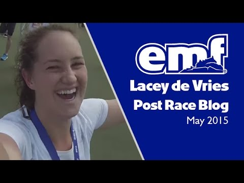 Lacey deVries - Edinburgh Marathon Festival - post race blog