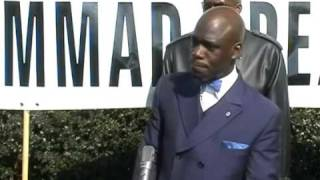 Video: Pray for Peace, not War - Leo Muhammad (NOI)