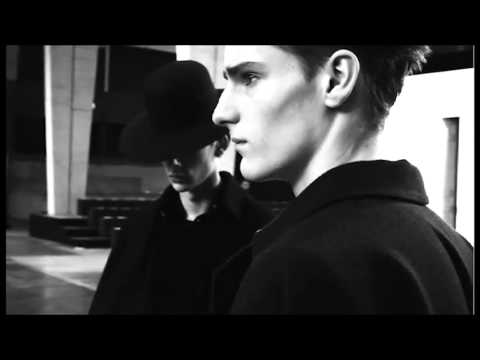 DIOR HOMME AW 11- ENFOLD/UNFOLD by Willy Vanderperre