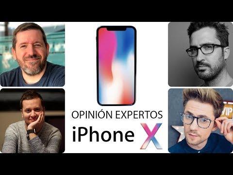 iPhone X ¿Que? opinan los expertos?