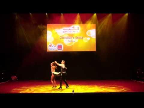 Sydney Latin Festival 2017 - CHRISTIAN & DIANA
