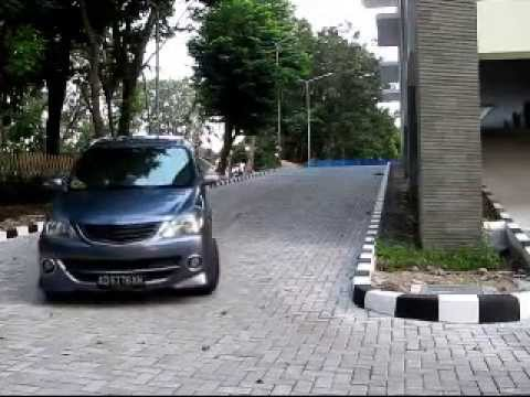 toyota avanza try to flush