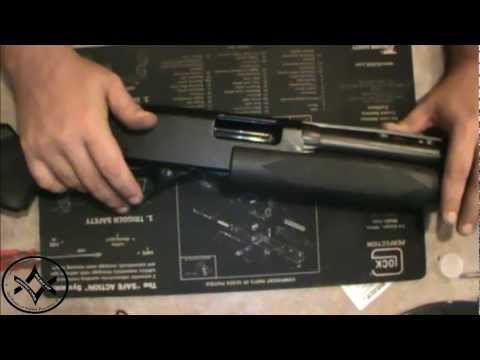 Winchester 1300. Savage 320 Field Strip & Bolt Disassembly
