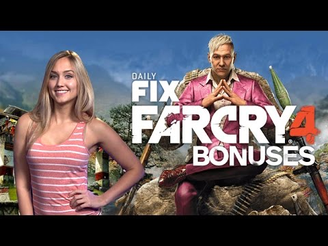 Far Cry 4's Crazy Extras & Win 2 3DS XLs! - IGN Daily Fix