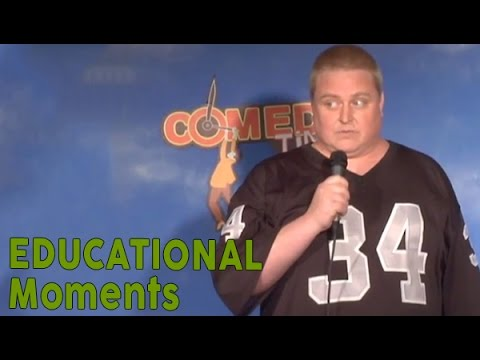 Educational Moments - ComedyTime