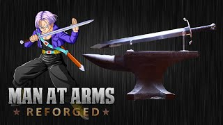 Trunks' Sword - Dragon Ball Z - MAN AT ARMS: REFORGED