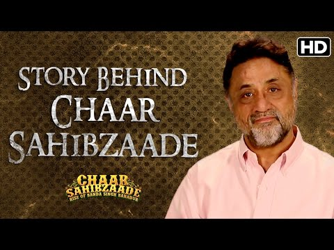 Director Harry Baweja On His Inspiration | Chaar Sahibzaade: Rise Of Banda Singh Bahadur
