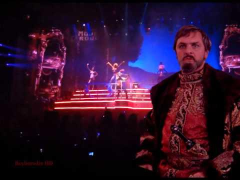 Иван Грозный посещает ночной клуб