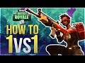 HOW TO WIN | 1v1 Fights Guide and Tips (Fortnite Battle Royale) mp3