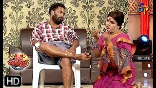 Kiraak RP Performance   Extra Jabardasth   12th April 2019      ETV  Telugu