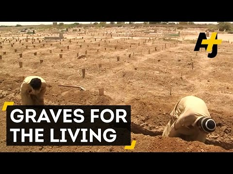 Pakistan Is Digging Graves For The Living