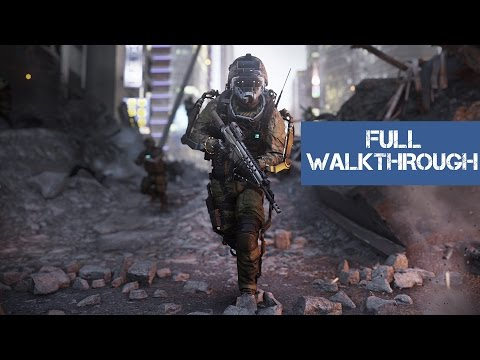 Call of Duty Advanced Warfare - Full Campaign Gameplay Walkthrough Live Stream (Part 1) (PS4)
