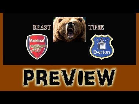Arsenal vs Everton 4-1 - FA Cup 08/03/14 - Full Match Preview