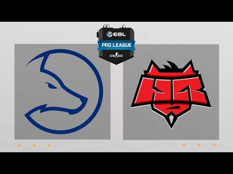 CS:GO - LDLC vs. HellRaisers [Cache] Map 2 - ESL Pro League Season 5 - EU Matchday 3