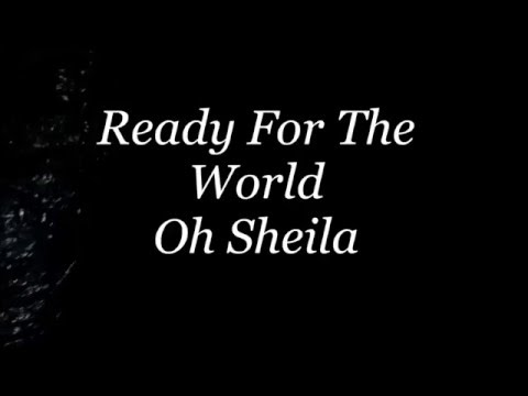 Ready For The World Oh Sheila