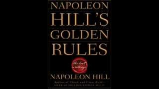 NAPOLEON HILL-10 GOLDEN RULES-Video 4- Applied Faith  HD