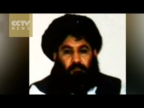 Senior Taliban commander confirmed the death of Mansour
