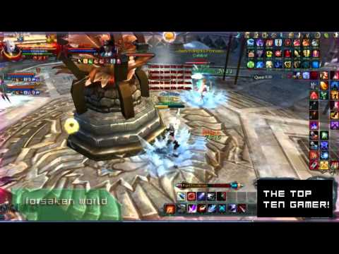 2012s Top Free MMORPG Games