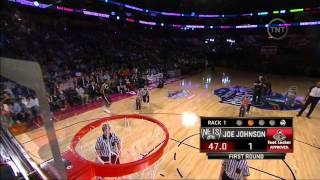 Joe Johnson's All-Star 3pt Contest Performance
