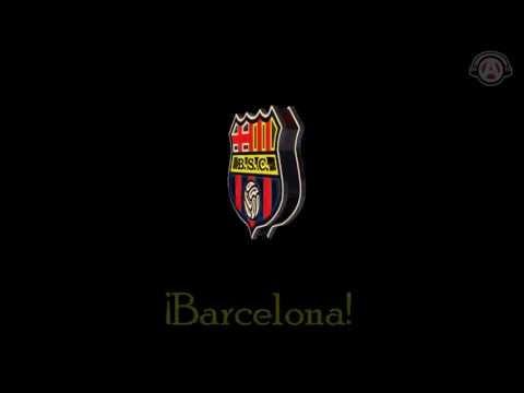 Himno a Barcelona Sporting Club de Guayaquil Ecuador con Letra ( Subtitulado )