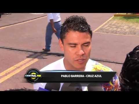 Pablo Barrera quiere estar en el Mundial