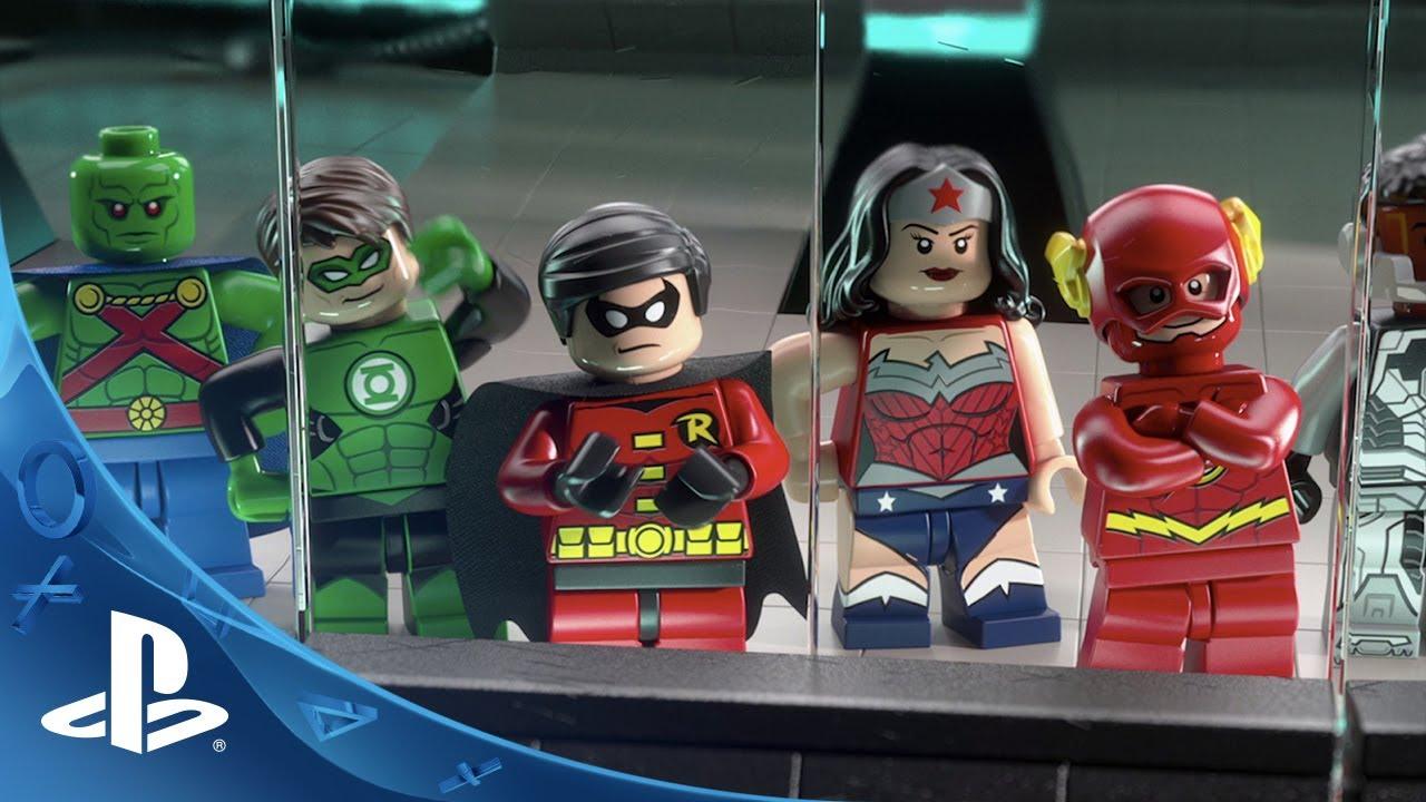 Lego Batman 3 Beyond Gotham Ps3 Lego Batman 3 Beyond Gotham