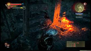 The Witcher 2 corpse unwrapping (HD)