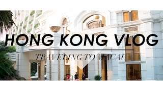 HONG KONG VLOG PART 1 I FLY WITH ME TO MACAU I SWEALIFE