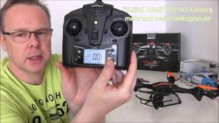 Falcon U842 | Günstiger Quadrocopter Mit Kamera Für Anfänger Udi U842 Falcon