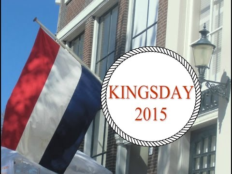 My Kingsday in Amsterdam