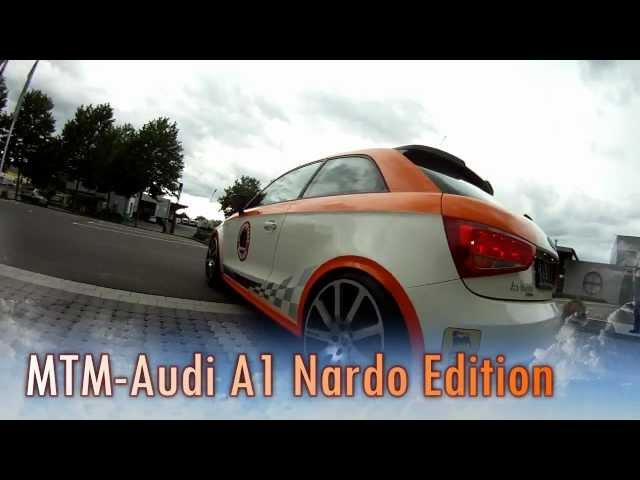 "MTM Audi A1 500 HP ""The beast"" 324 km/h Top ... - YouTube"