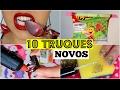 10 TRUQUES NOVOS QUE VOCÊ NUNCA VIU!! - Sisters Lellis