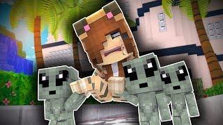Minecraft Daycare - ALIEN INVASION !? (Minecraft Roleplay)