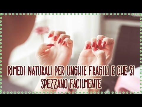 Come rinforzare le unghie deboli e farle crescere più velocemente! Rimedi naturali!