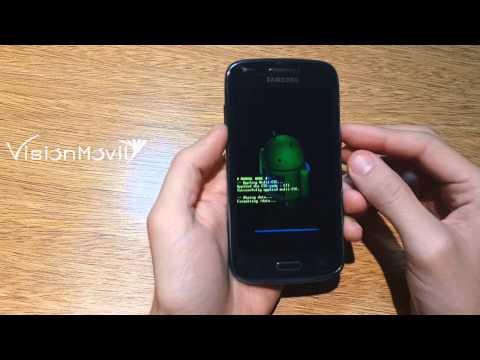 Hard Reset o Reseteo De Fabrica Samsung Galaxy Core I8260L
