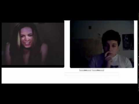 Messing with perverts on Chat Roulette