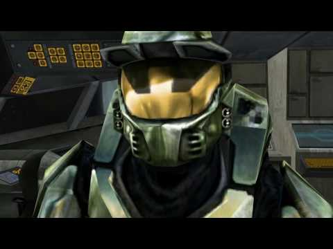 All Halo 1 Cutscenes: Part 4 in HD!