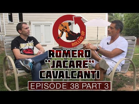 Rolled Up Episode 38 part 3 of 3 with Romero Jacare Cavalcanti Image 1