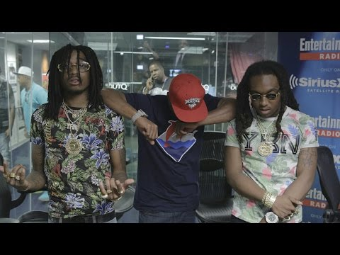 Video: Migos Interview w/ DJ Whoo Kid