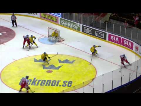 Sweden vs  Czech Republic 6-2 HIGHLIGHTS Karjala Cup Tournament 2015 2015-11-05 Swedish/Svenska