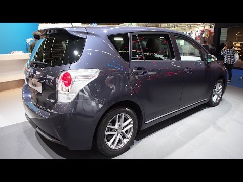 2016 Toyota Verso Skyview Edition 1.8 147 PS -  Exterior and Interior Walkaround