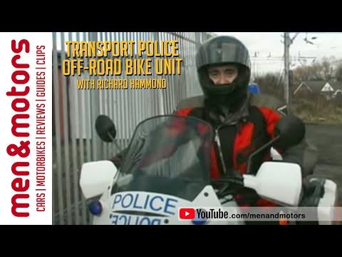 Richard Hammond: Transport Police Special Off-Road Bike Unit