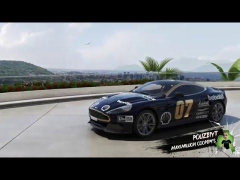 Gumball 3000 2016 Maximillion Cooper's Aston Martin Vanquish Forza 6